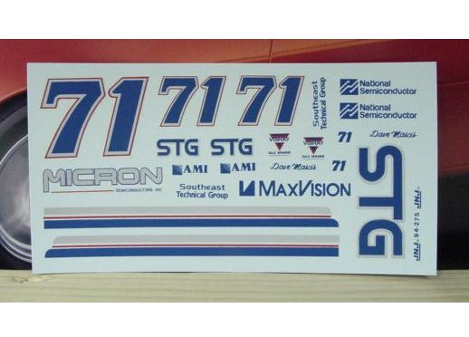 #71 STG Micron Dave Marcis 1994
