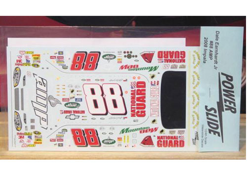 #88 AMP Dale Earnhardt Jr 2008 Powerslide