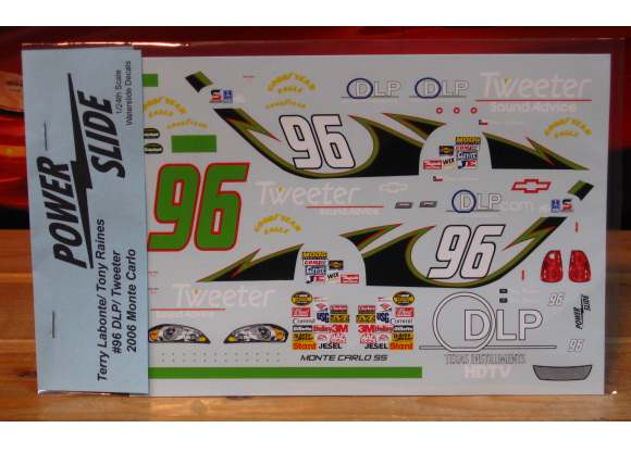#96 DLP Terry Labonte 2006 Powerslide