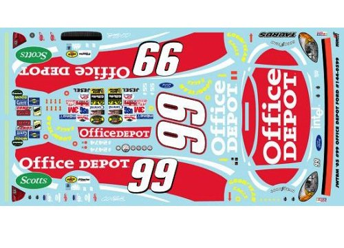 #99 Office Depot Carl Edwards 2005 JWTBM