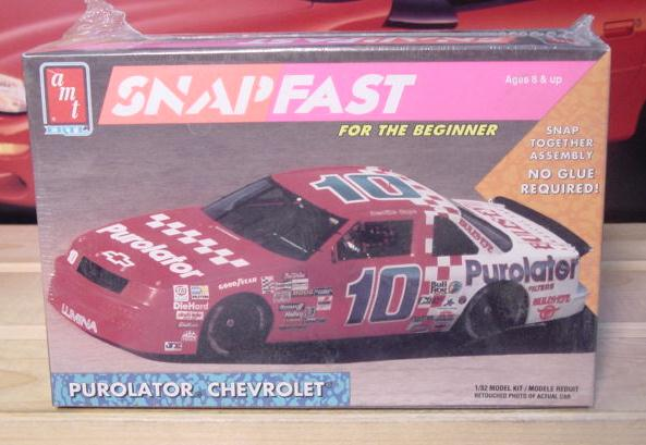 AMT #10 Purolator Derrike Cope 1992 1/32 Scale Kit Sealed