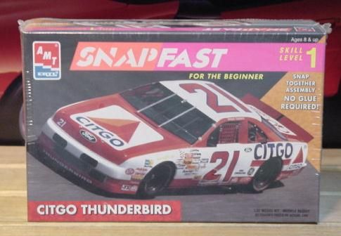 AMT #21 Citgo Morgan Shepherd 1992 1/32 Scale Kit Sealed