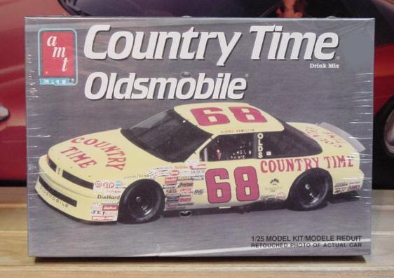 #68 Country Time Bobby Hamilton 1992 AMT Kit