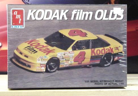 # 4 Kodak Oldsmobile 1990 AMT Kit Sealed