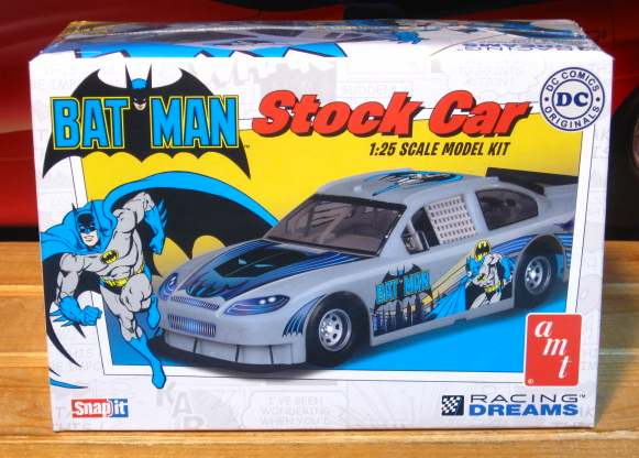 AMT Batman 2007-10 Impala Nascar Kit Sealed