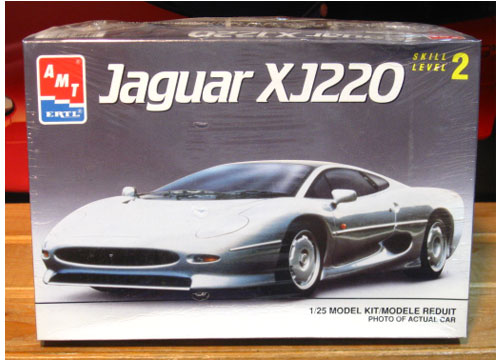 AMT Jaguar XJ220 Kit 1993 Issue Sealed
