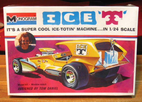 Monogram Ice 'T' Kit 1994 Issue Sealed