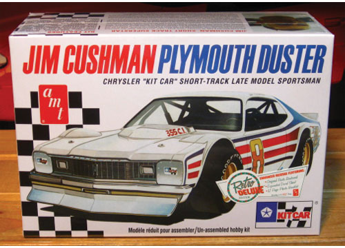 AMT Jim Cushman Plymouth Duster Kit Car NEW!