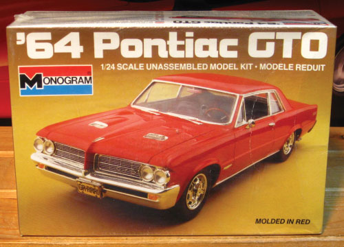 Monogram 1964 Pontiac GTO 1985 Issue Sealed