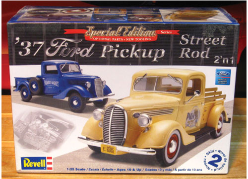 Revell 1937 Ford Pickup Street Rod Special Edition Series Sealed