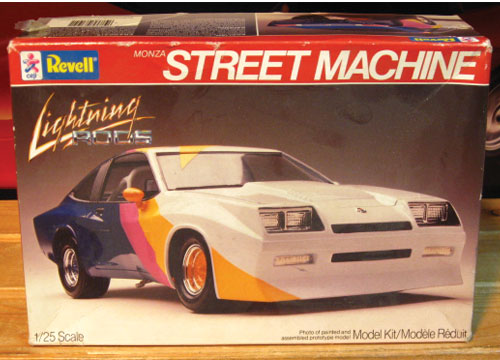 "Revell Monza Street Machine ""Lightning Rods"" Kit"
