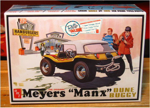 AMT Meyers Manx Dune Buggy Kit Sealed