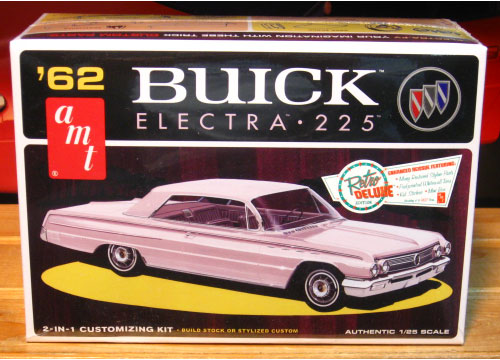 AMT 1962 Buick Electra 225 Kit Sealed