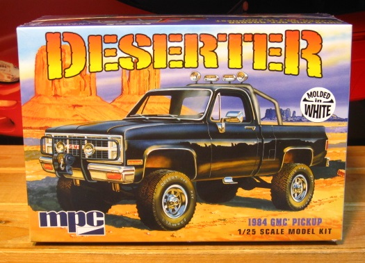 MPC 1984 GMC Pickup Deserter Sealed
