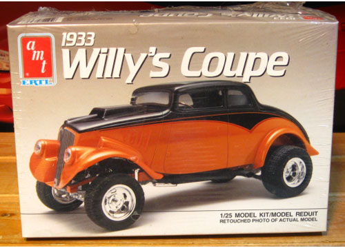 AMT 1933 Willys Coupe 1989 Issue Sealed