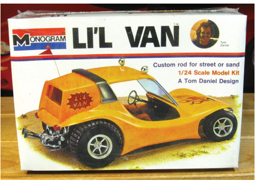 Monogram Li'l Van Kit 1996 Issue Sealed