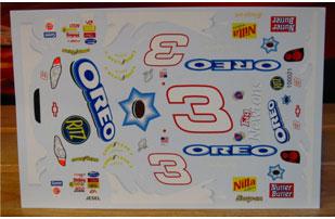 # 3 Oreo Dale Earnhardt Jr 2002 A-Star