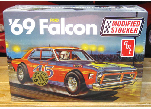 AMT '69 Falcon Modified Stocker Kit Sealed