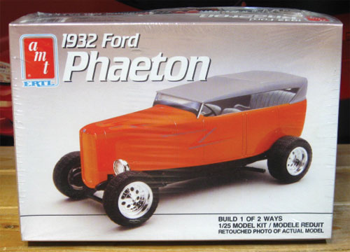 AMT 1932 Ford Phaeton 1989 Issue Sealed