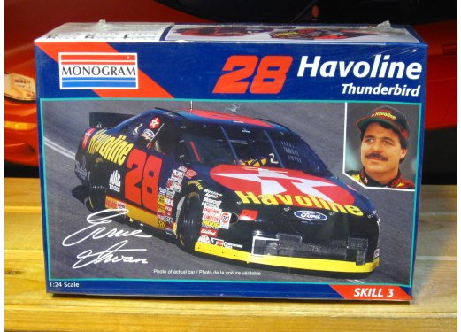 #28 Havoline Ernie Irvan 1996 Monogram Kit Sealed