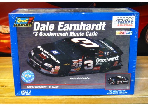 # 3 Goodwrench Dale Earnhardt 1997 Racing Reflections Kit Sealed