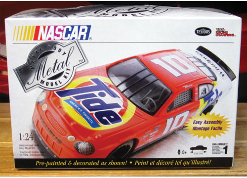 #10 Tide Ricky Rudd 1998 Testors Kit Sealed