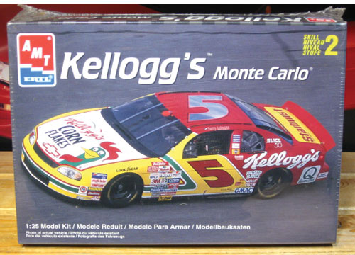 # 5 Kellogg's Terry Labonte 1998 AMT Kit Sealed