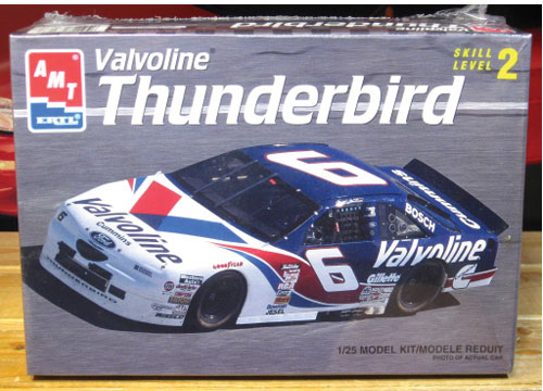 # 6 Valvoline Mark Martin 1996 AMT Kit Sealed