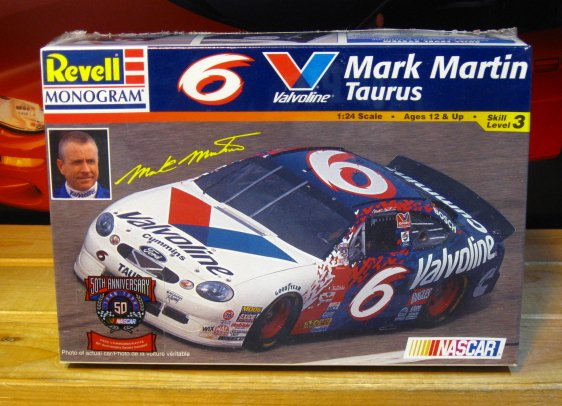# 6 Valvoline Mark Martin 1998 Taurus Kit Sealed