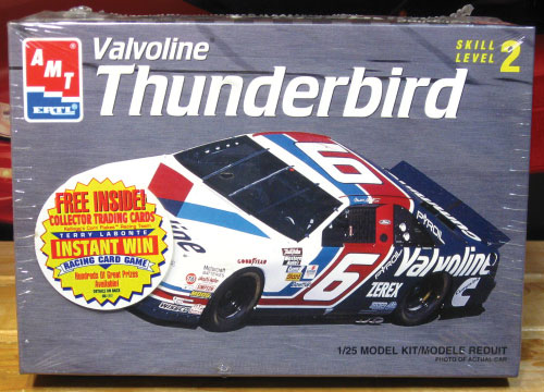 # 6 Valvoline Mark Martin 1995 AMT Kit Sealed