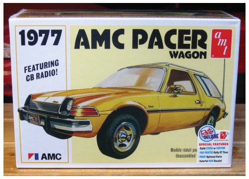 AMT 1977 Pacer Wagon Kit  2016 Issue Sealed