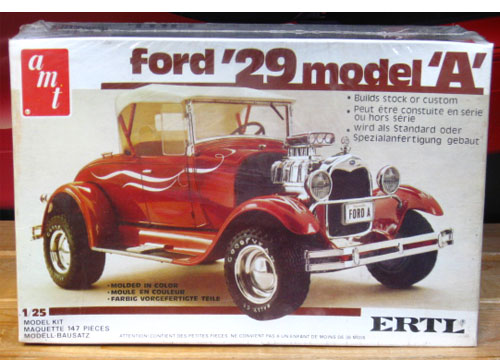 AMT '29 Ford Model A Kit Sealed