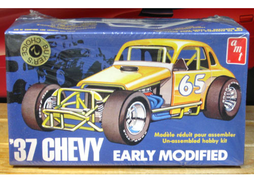 AMT '37 Chevy Early Modified Kit Sealed