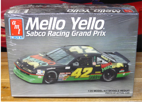 #42 Mello Yello Grand Prix Kyle Petty AMT Kit Sealed