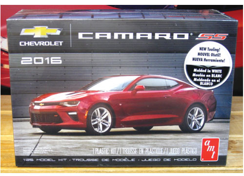 AMT 2016 Camaro SS Coupe Kit Sealed