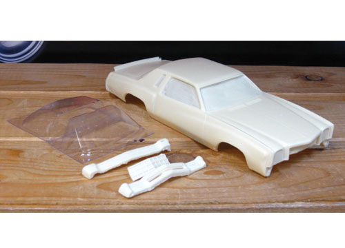 Resin Body 1977 Monte Carlo