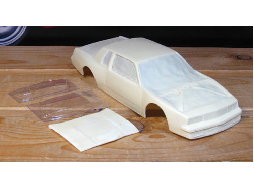 Resin Body 1981-84 Olds Cutlass