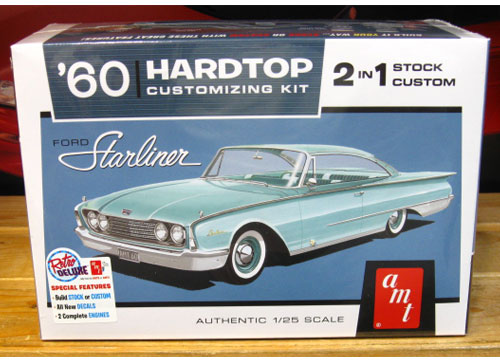 AMT 1960 Ford Starliner Kit 2016 Issue Sealed