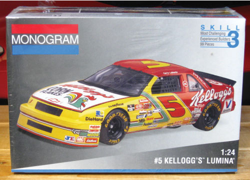 # 5 Kelloggs Terry Labonte 1994 Lumina Kit Sealed