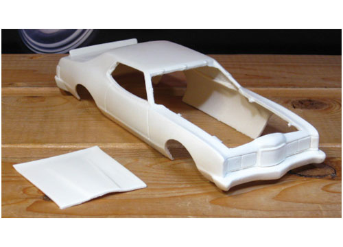 Resin Body 1976 Mercury Montego