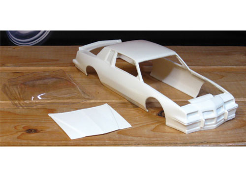 Resin Body 1986-87 Grand Prix 2+2