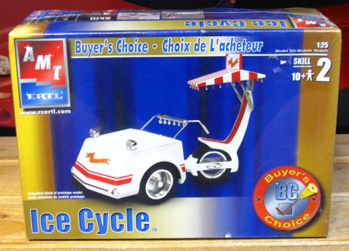 AMT Ice Cycle Kit Sealed