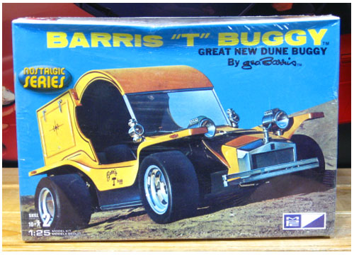 "MPC Barris ""T"" Buggy Kit 2005 Issue Sealed"