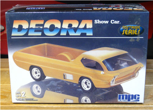 MPC Deora Show Car 2005 Issue Sealed
