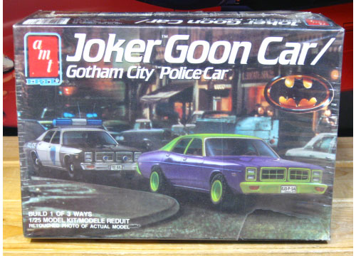 AMT Joker Goon Car 1989 Issue Sealed