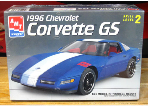 AMT 1996 Corvette Grand Sport 1995 Issue Sealed