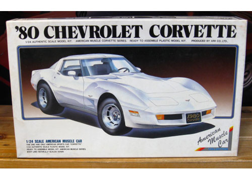 ARII IMEX 1980 Corvette Kit