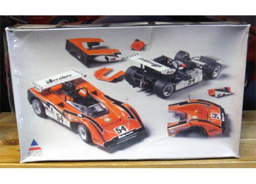 Accurate Miniatures 1971 McLaren Can-Am Racer Kit Sealed