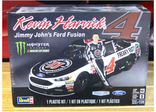 # 4 Jimmy Johns Kevin Harvick 2017 Fusion Kit Sealed