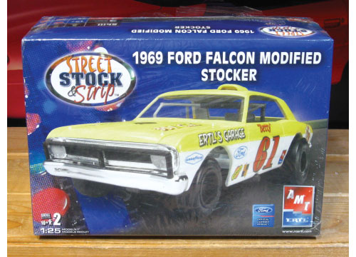AMT '69 Falcon Modified Stocker Kit 2007 Issue Sealed